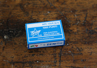 Zenith Staples - Box of 1000