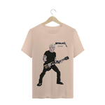Camiseta Rock Metal Metallica Jaymz - T-Shirt Quality