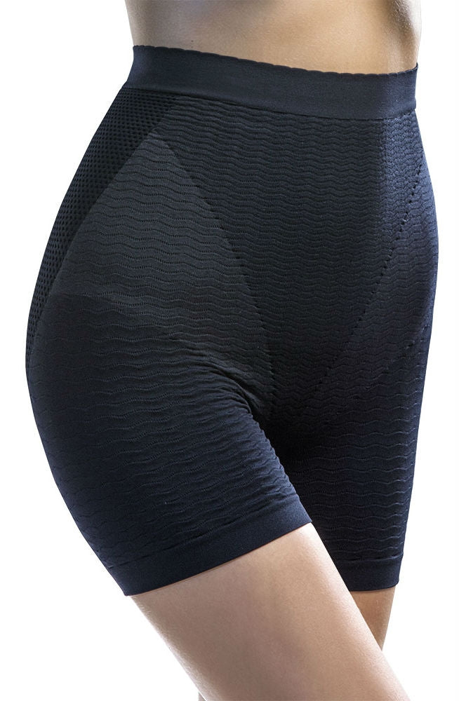 Micromassaging Leggings Nero