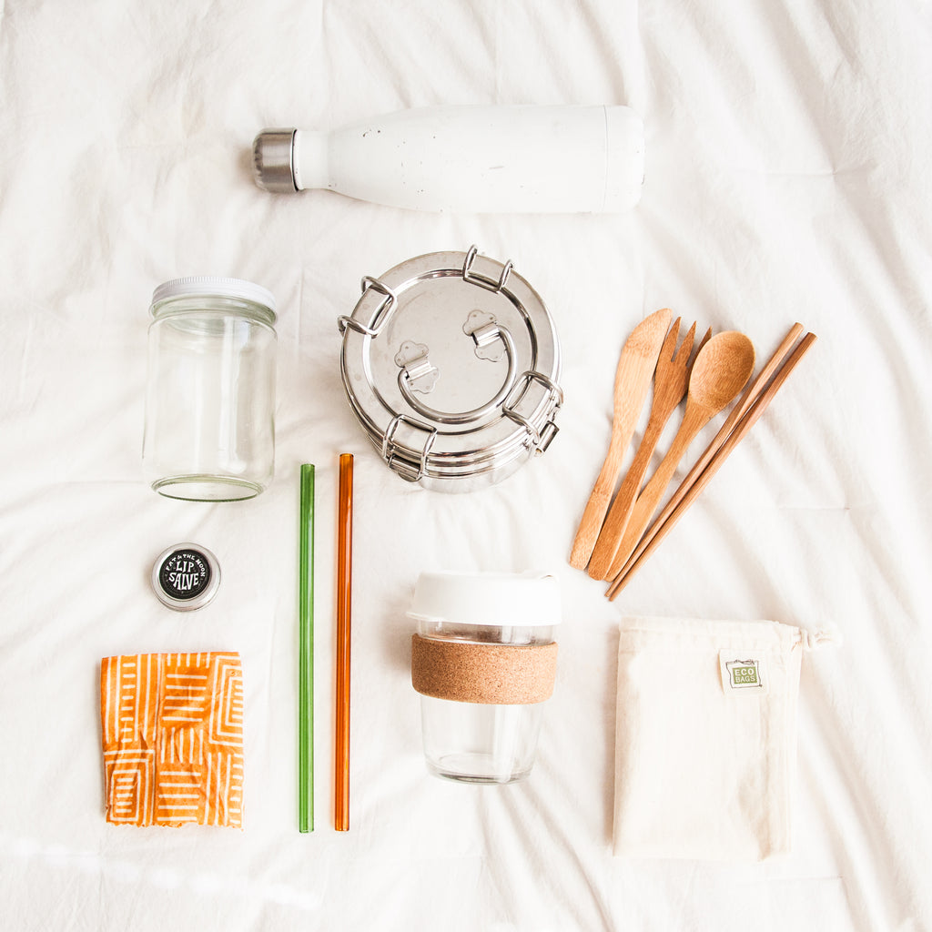 How to Create a Zero Waste Kit and Avoid Single-Use Trash