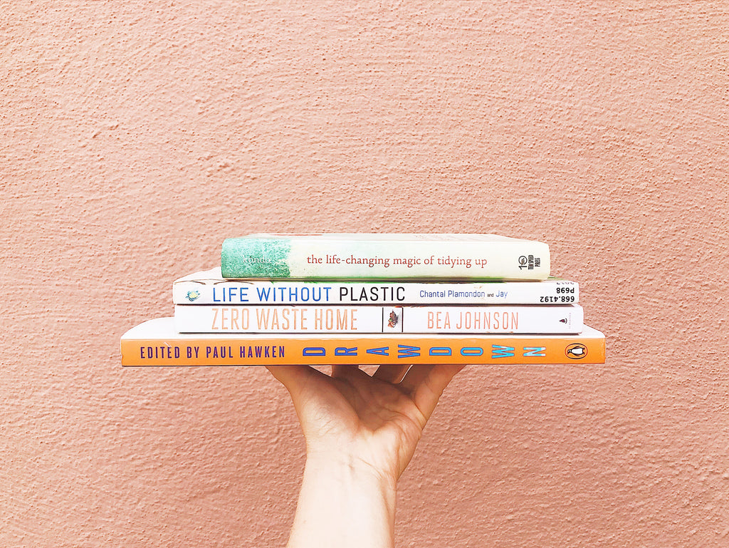 A Massive List of Books for Every Zero Waste Interest