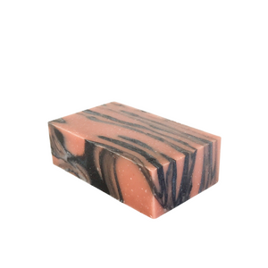 Rose Charcoal Organic Facial Soap Bar