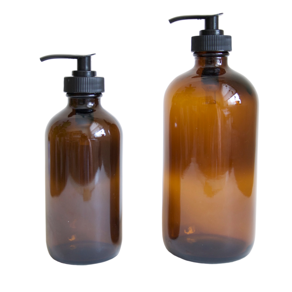 Refillable Glass Bottle