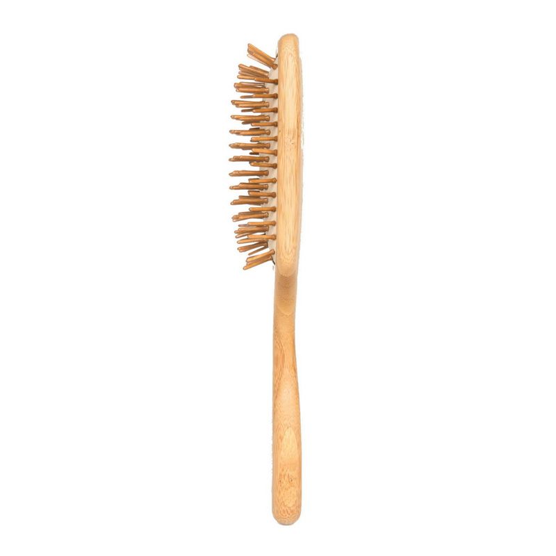 Plastic-Free Bamboo Hair Brush