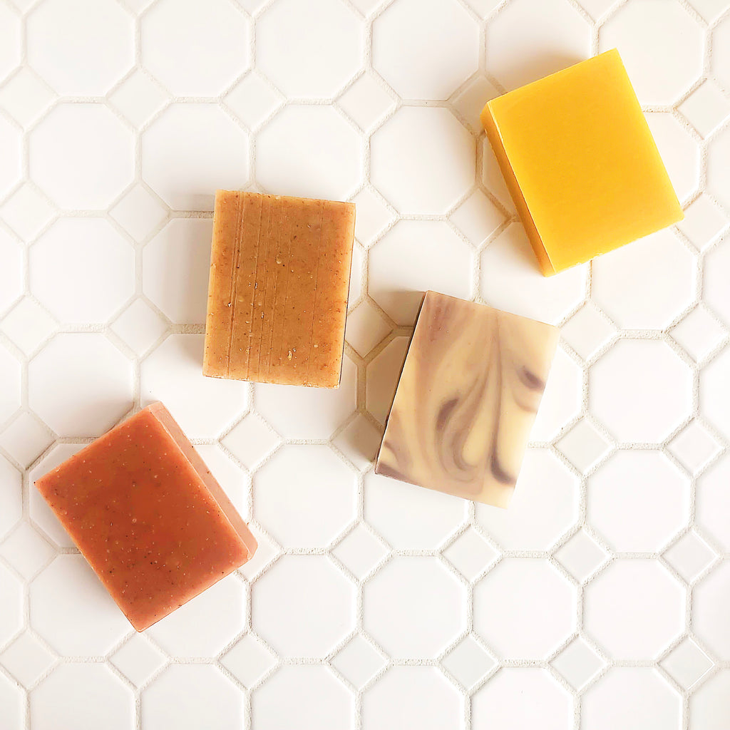 Shea Rose Clay Soap