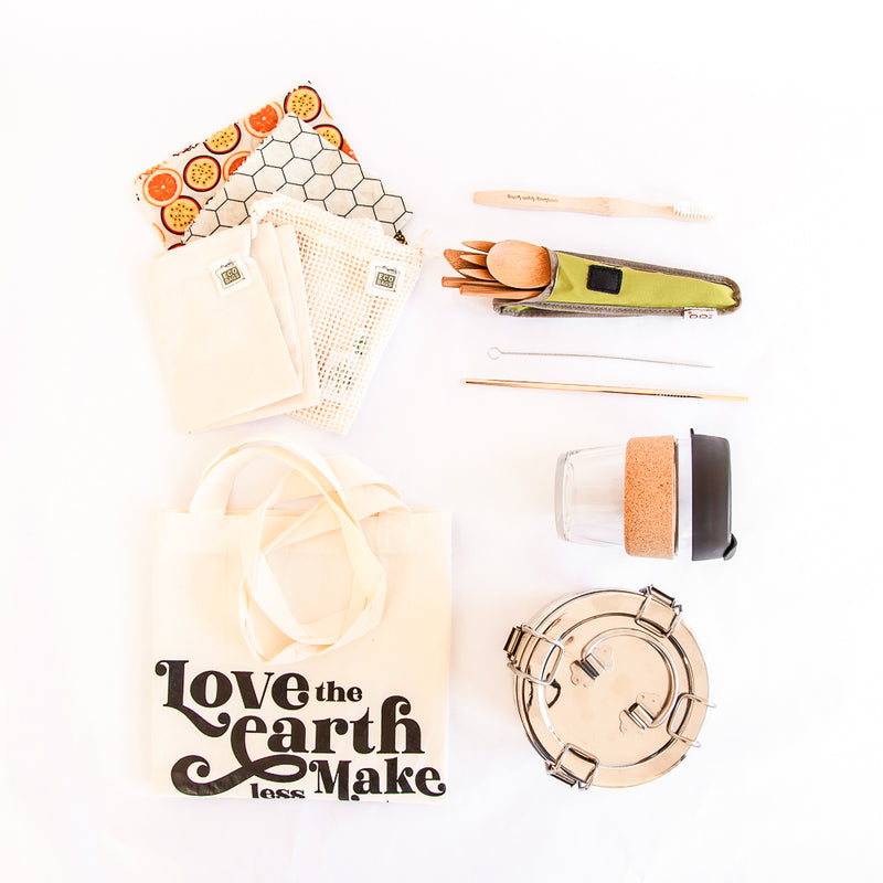 Zero Waste Starter Kit Plus