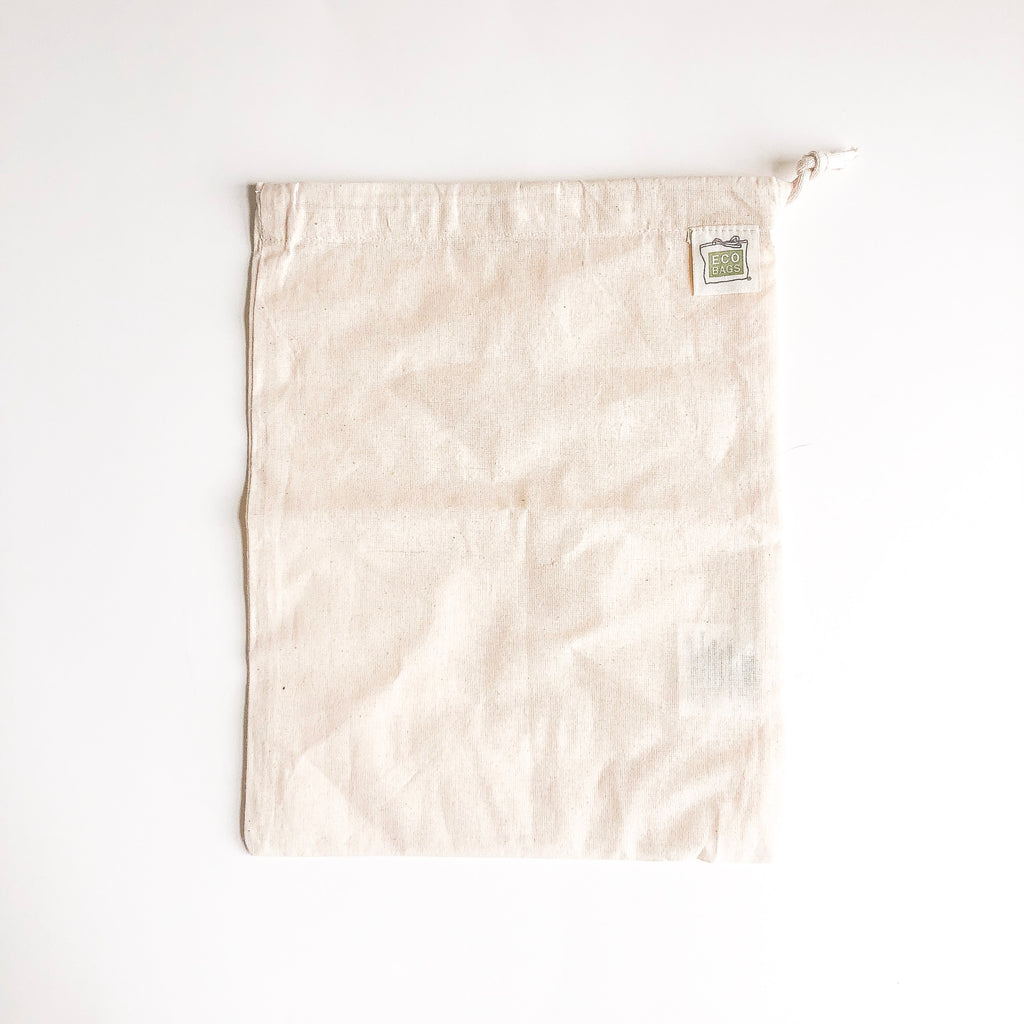 Cotton Produce Bag Medium