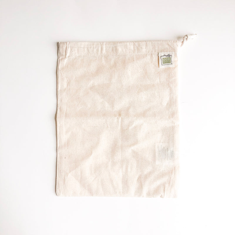 Cotton Produce Bag - Medium