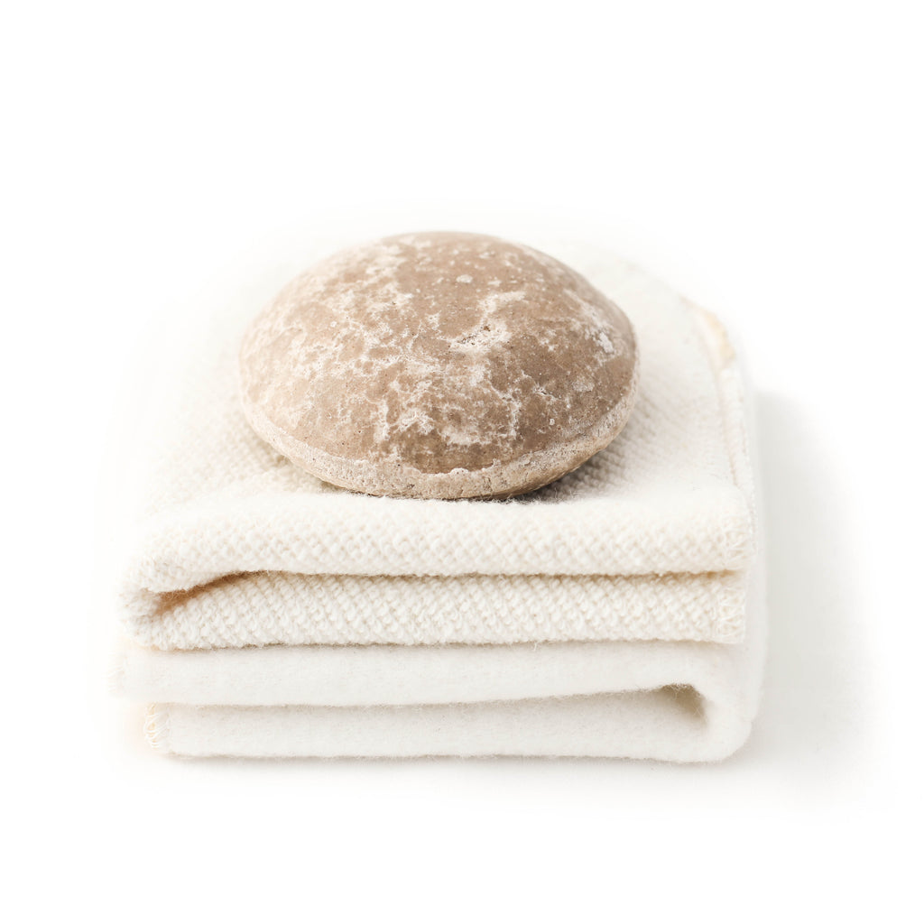 Sensitive Baby Package-Free Shampoo Bar