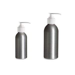 Refillable Aluminum Bottle