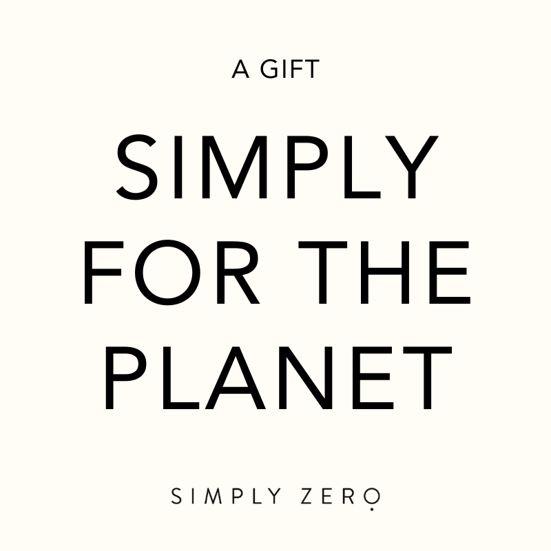 Simply Zero eGift Card