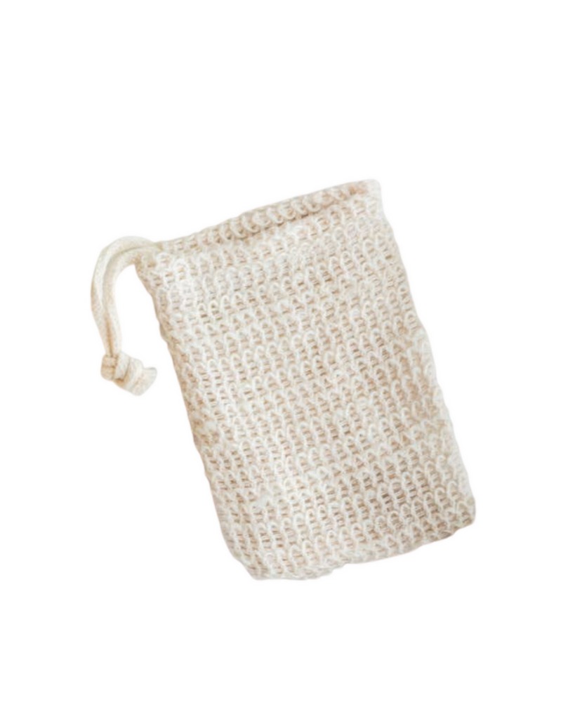 Exfoliating Woven Soap Bag