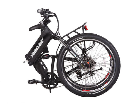 folded xcursion 24V electric bike