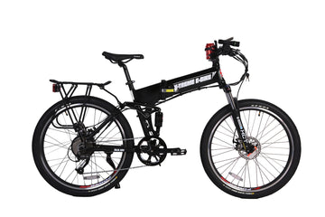 Baja Folding 48V e Mountain Bike