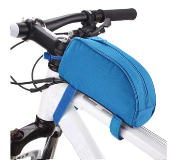 Colourful Mountain Bike Front Tube Bag