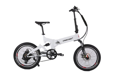 E-Rider Mini 48V Folding e Mountain Bike