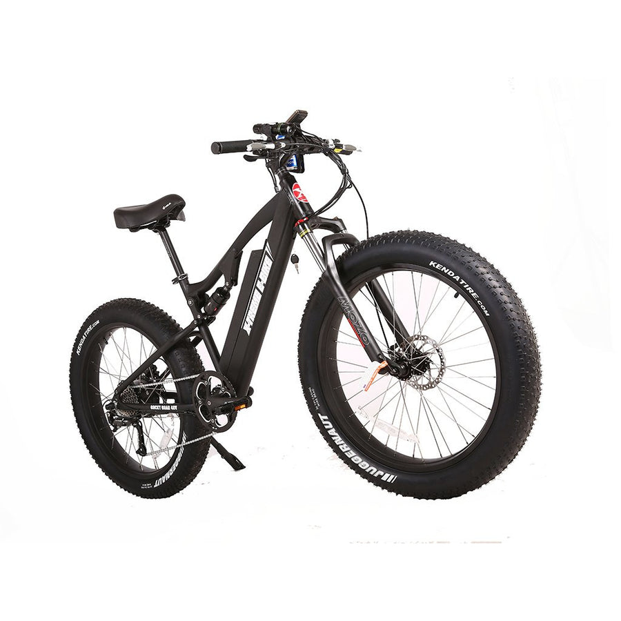 electric fat bike rocky road