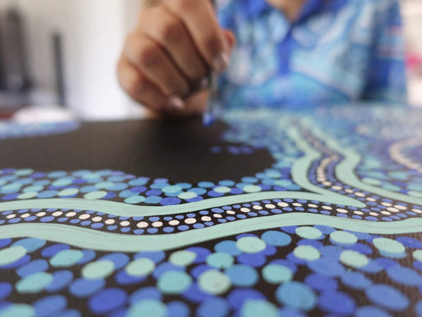 Treaty, Truth and Healing: We interview NAIDOC artist Holly Sanders