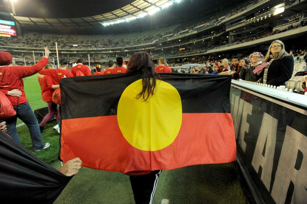 """Free the Flag""- AFL Clubs Join the Campaign"