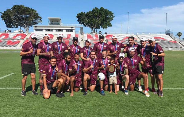 Touch Footy Australia: State of Origin