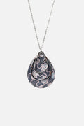 NAIDOC Heal Country Mens Blue Tee