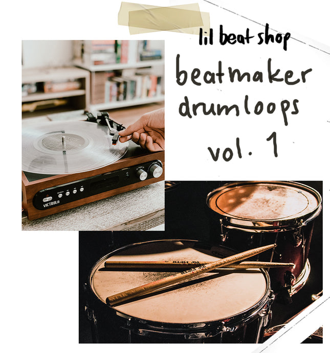beatmaker drumloops vol. 1