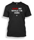 Love Me While I'm Here Shirt (Black)
