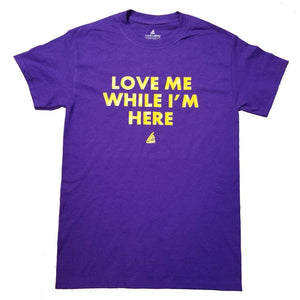 *LIMITED* Love Me While I'm Here Shirt (Kobe Bryant inspired)