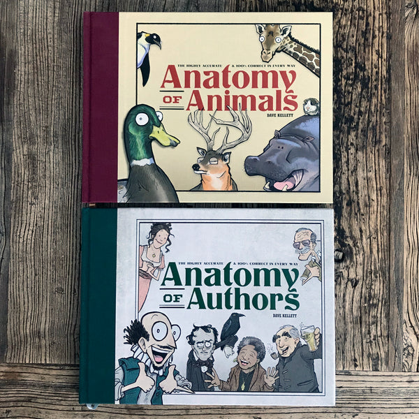 NEW! The Anatomy 2-Pack Collection