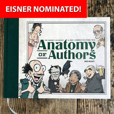 NEW! Anatomy of Authors