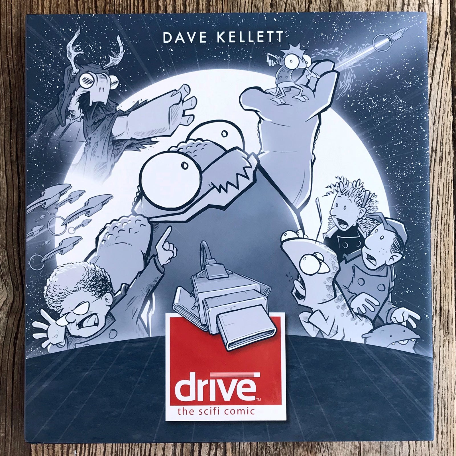 Drive Act 2: Hardcover