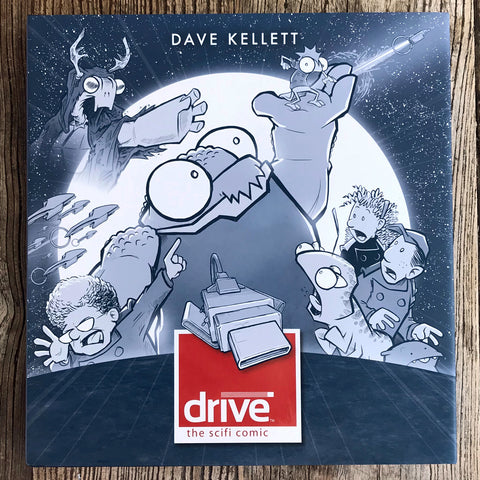 NEW! Drive Act 2: Hardcover