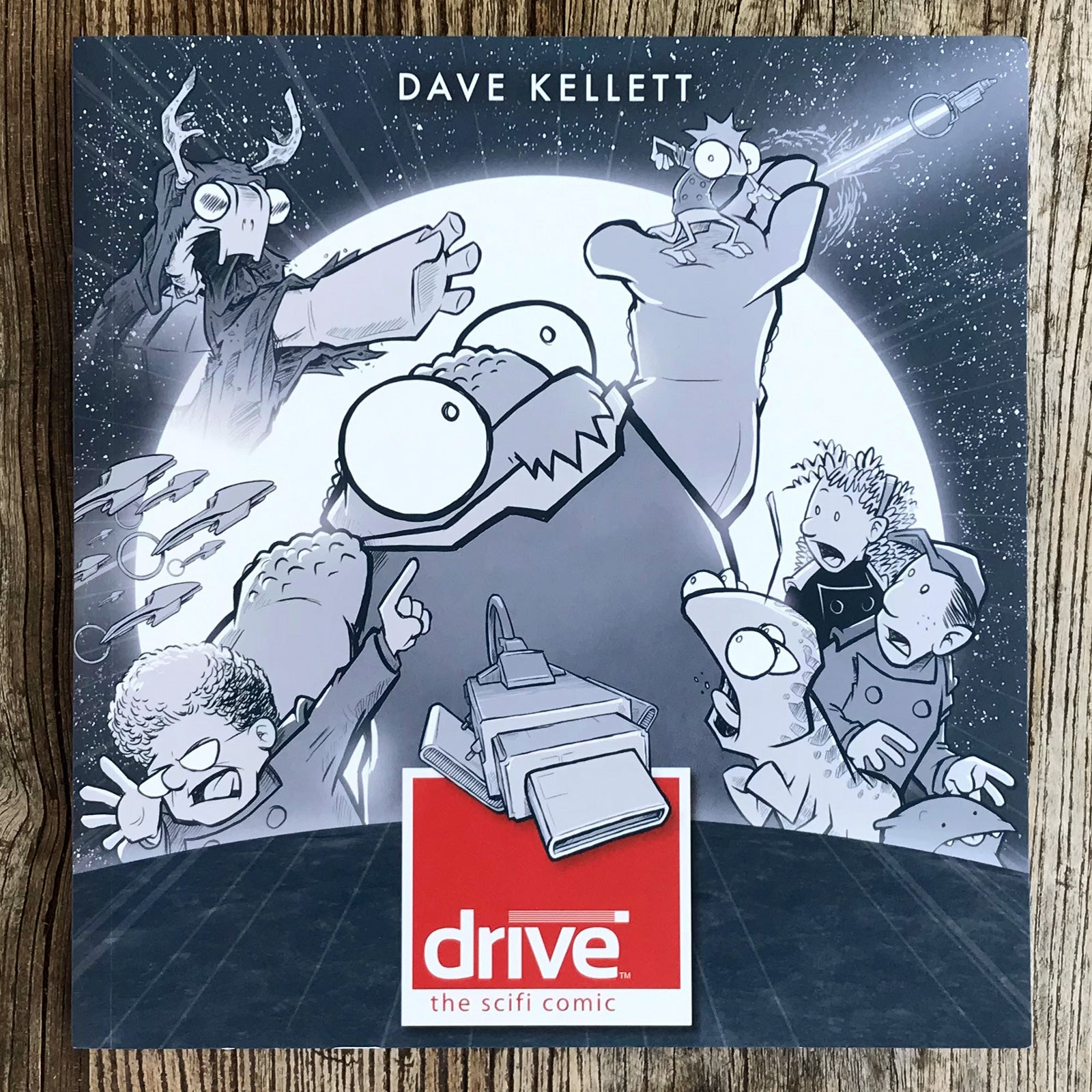 NEW! Drive Act 2: Softcover