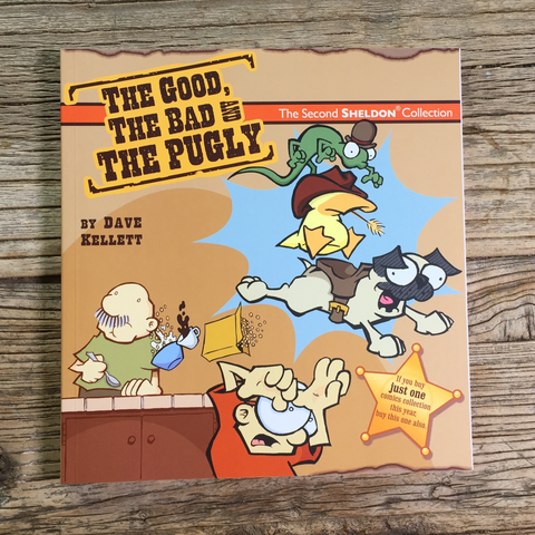 [50%-OFF SALE!] BOOK 2: The Good, The Bad & The Pugly