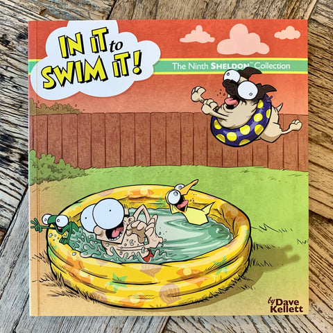 NEW! Book 9: In It to Swim It
