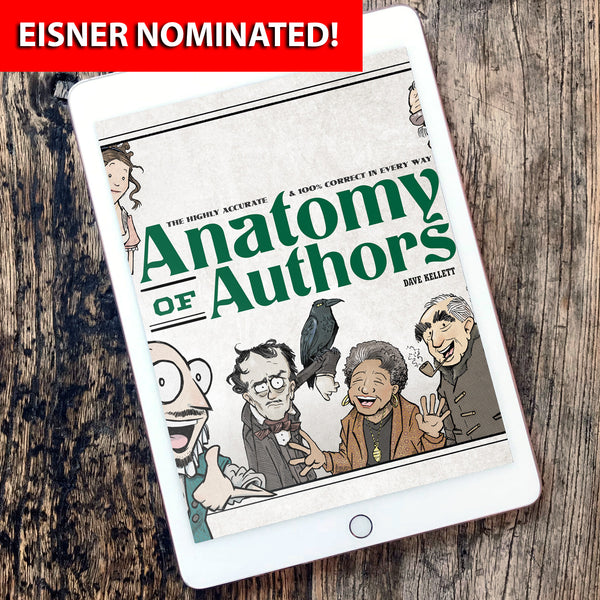 NEW! Anatomy of Authors eBook