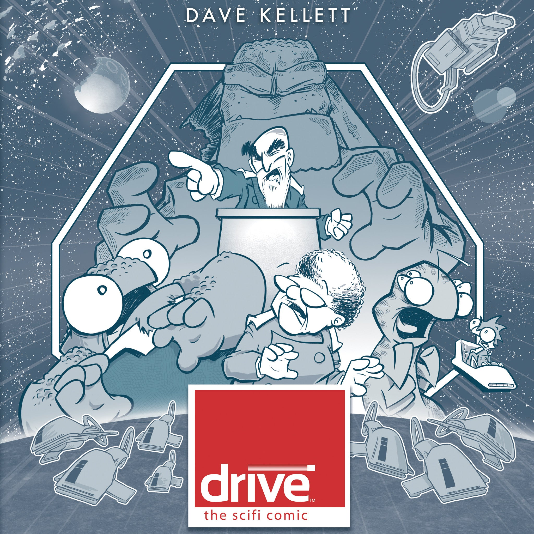 Drive Act 1: Softcover
