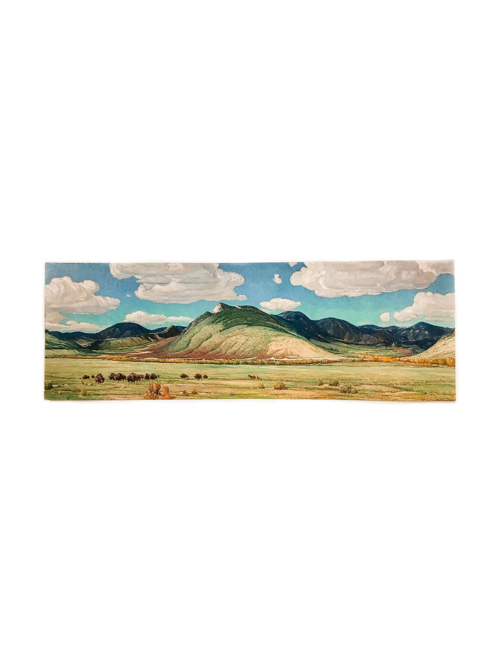 Philmont Ranch Scene Bookmark