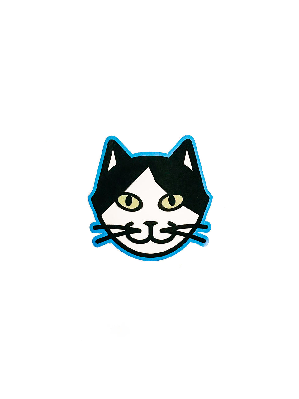 Garden Cat Sticker Set