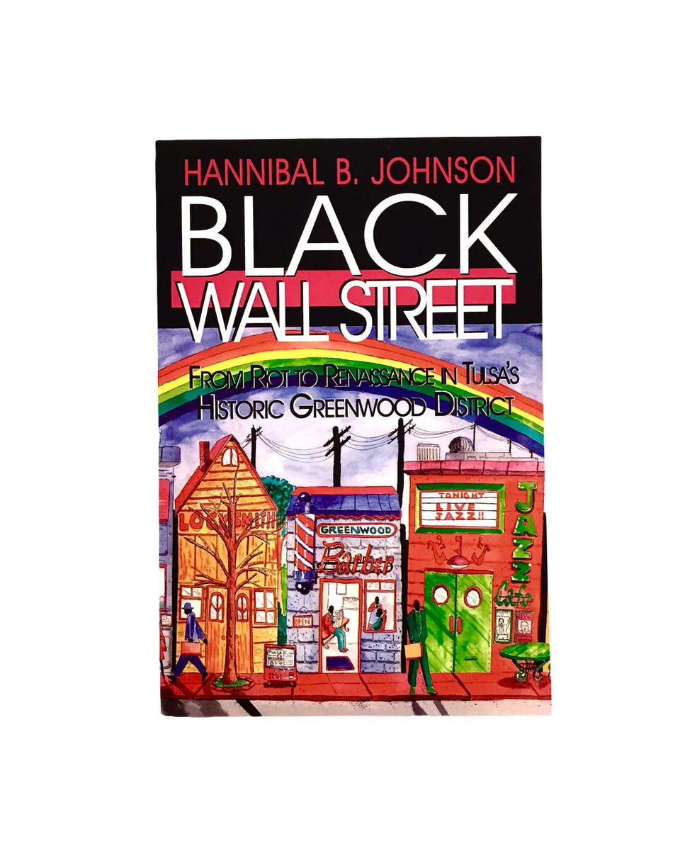 Black Wall Street Book