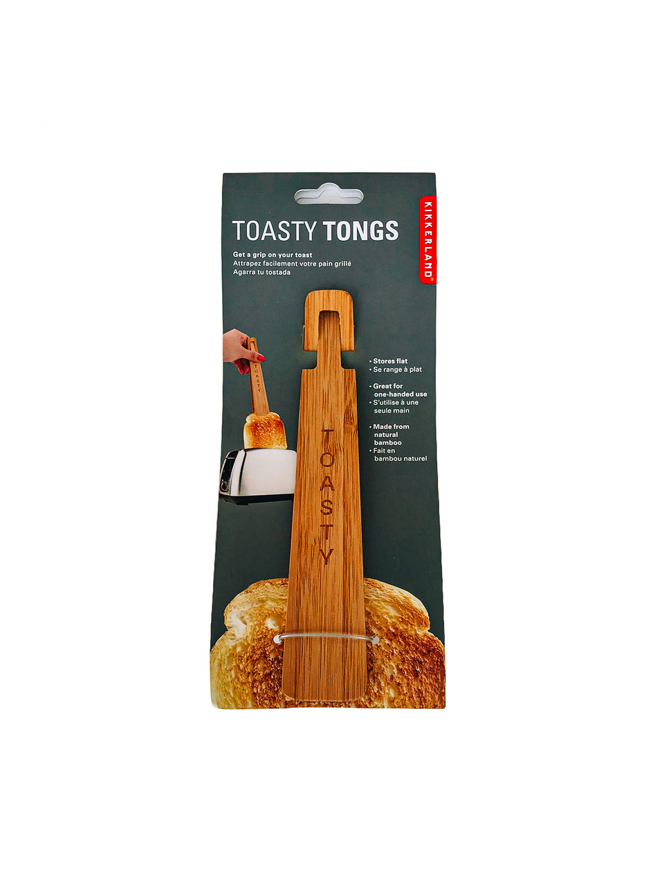 Toasty Tongs