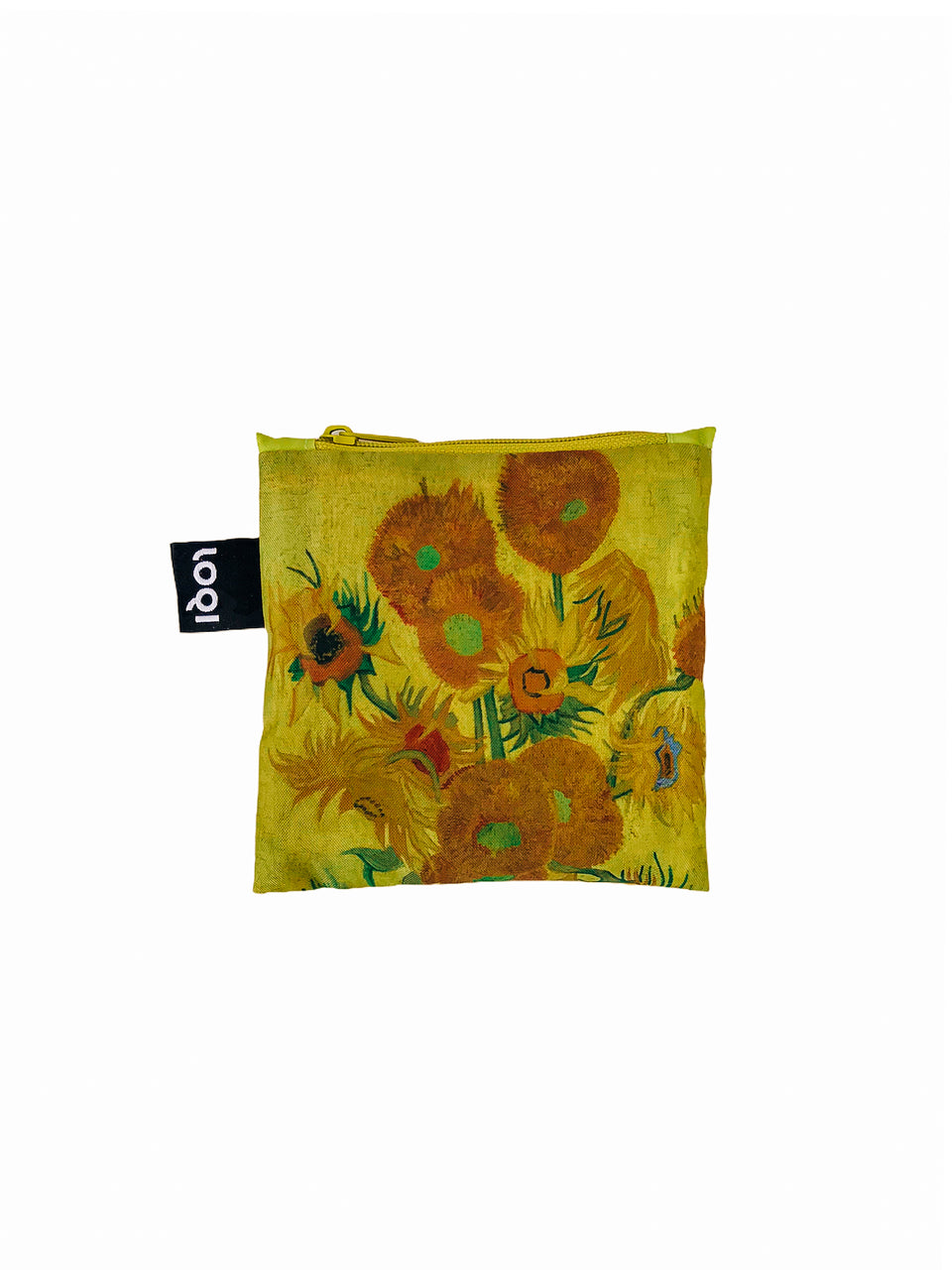 Loqi Art Inspired Reusable Shopping Bags