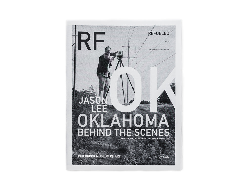 Jason Lee Special Limited Edition Issue Refueled Magazine No.17
