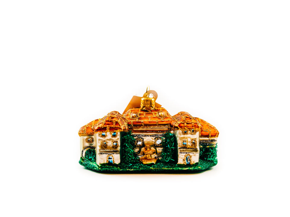 Philbrook Villa Ornament