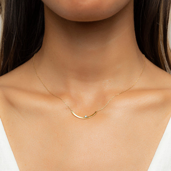 Dimple Necklace