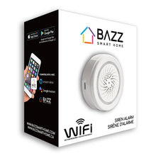 Load image into Gallery viewer, Smart WiFi Siren Alarm - BAZZ Smart Home.ca