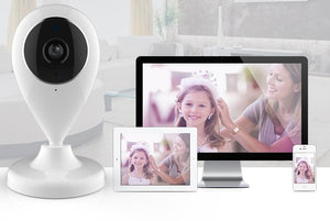Smart WiFi HD 720p Directional Camera
