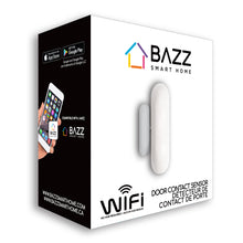 Load image into Gallery viewer, Smart WiFi Door Contact Sensor - BAZZ Smart Home.ca