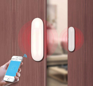 Smart WiFi Household Alarm Kit - BAZZ Smart Home.ca