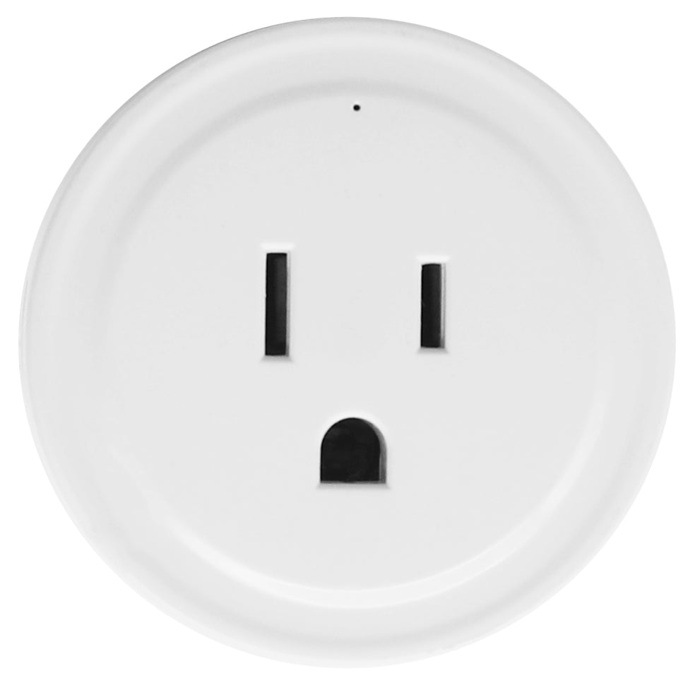 Smart WiFi Wall Plug - BAZZ Smart Home.ca